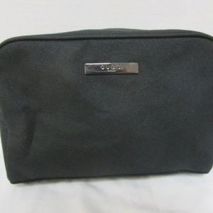 Gucci Beauty Black Make Up Bag Case
